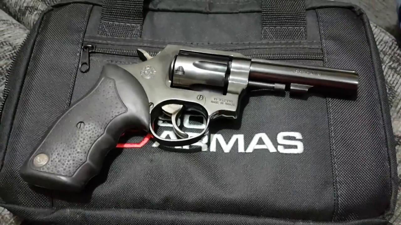 Revolver Taurus RT82 de 4 polegadas / 6 tiros  38 Special - Oxidado !!!