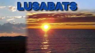 Armenian song, Im nazelis, LUSABATS