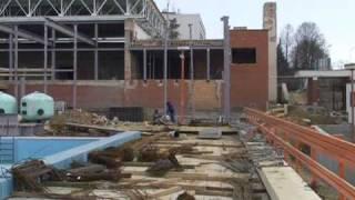 Bez komentáře - stav rekonstrukce bazénu k 6.3.2010.mpg