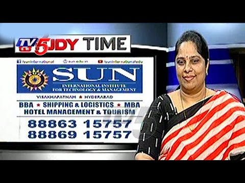 Career In Hotel Management | Sun International Institute | TV5 News