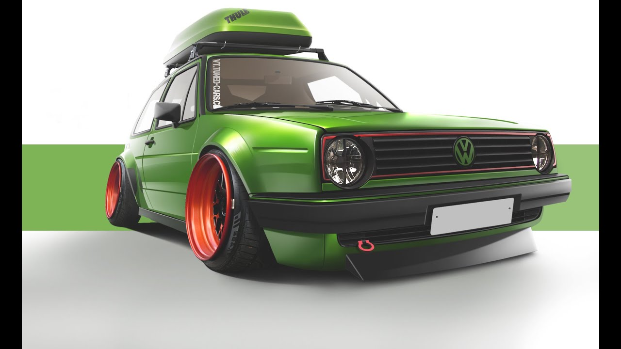 volkswagen golf 2 vw golf 2 youtube. Black Bedroom Furniture Sets. Home Design Ideas