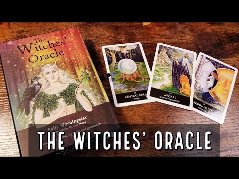 The Witches' Oracle | Flip Through and Review