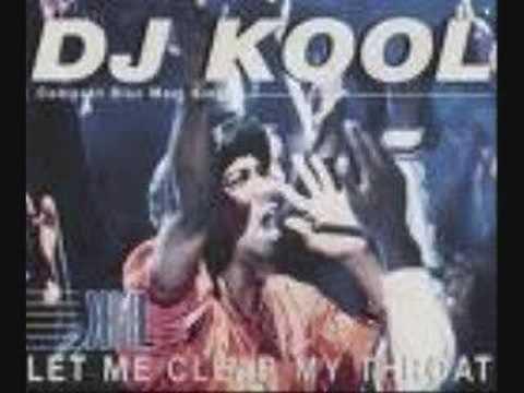 DJ kool - Let me clear my throat