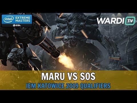 Maru vs sOs (TvP) - IEM Katowice 2019 Server Qualifiers Mp3
