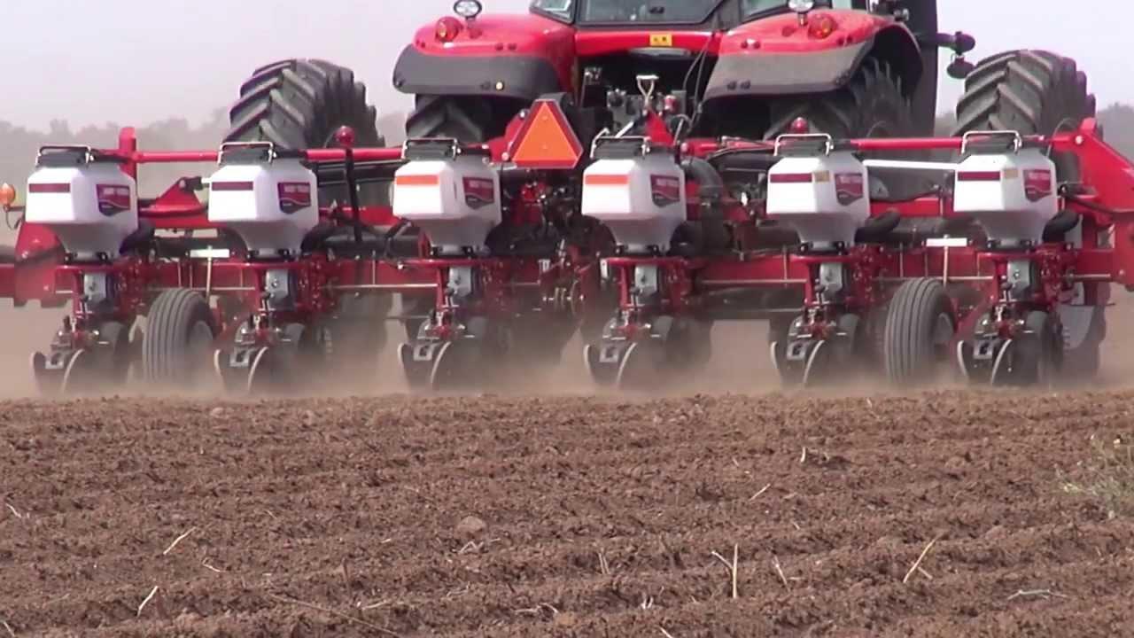 Mf Precision Planter Walkaround Youtube