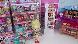 Yeni Market Shopkins Sezon 10 Sürpriz Gizli Çantalar Cicibici New Shopkins Season 10 Bidünya Oyuncak