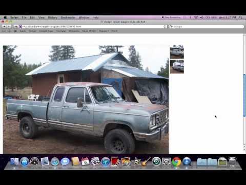 Craigslist Used Cars Seattle Wa