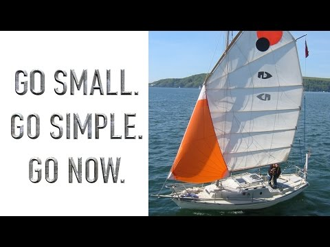 Go Small. Go Simple. Go Now.