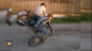 Sidecar Motorcycles Fails Compilation || Weekend 10
