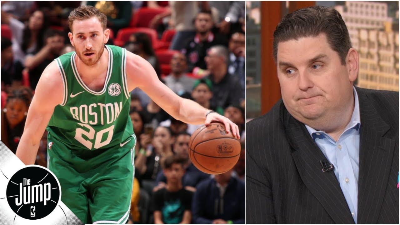 Has Gordon Hayward turned the corner for the Celtics? | The Jump