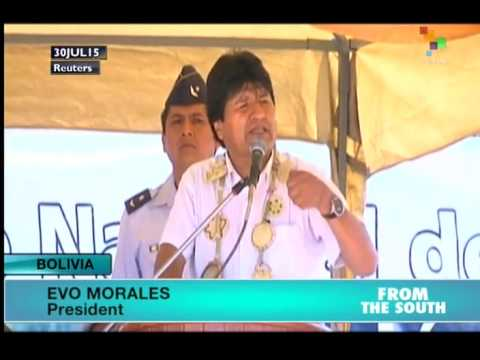Bolivia: Morales Calls for Pope to Mediate Dispute with Chile