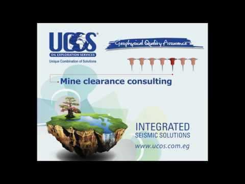 UCOS Oil Exploration Services - Seismic Services
