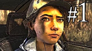 THE WALKING DEAD Season 4 Episode 1 - First 15 Minutes Of Gameplay Walkthrough No Commentary