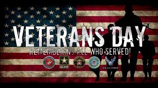 Veterans Day 2017: What's open, closed? Banks, post office, stores, more. - News Today - Fox News