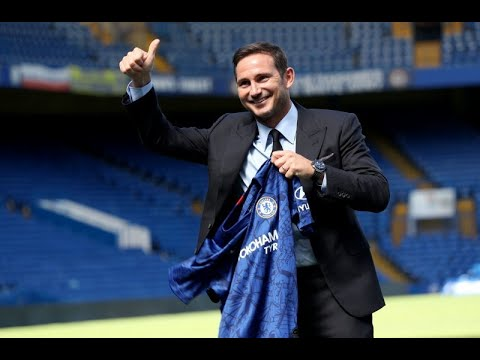 Frank Lampard's first press conference as Chelsea manager - in full!