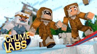 Minecraft: FÉRIAS NA NEVE! (Chume Labs 2 #70)