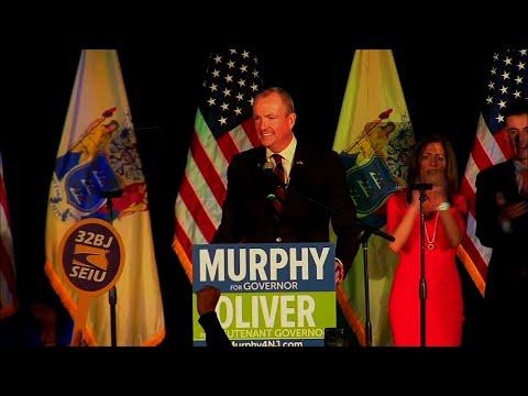NJ Gov-Elect Promises Push Back Against Trump