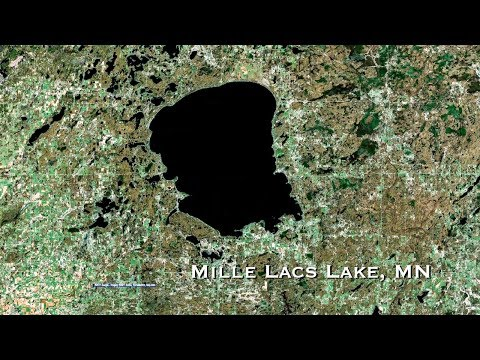 Mille Lacs Fishing (Lake Overview)