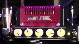HEART ATTACK - NANO AMP by Hotone Audio