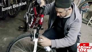 Çalışmayan Bisiklet Amortisör Yumuşatma