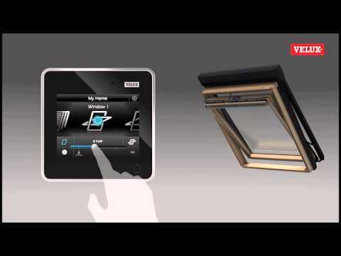Video Guida All Installazione Del Control Pad Velux