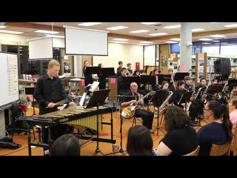 Colina Middle School Jazz 1 - 'Johnny Come Lately'