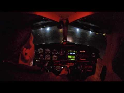 Blackbushe Night Flying