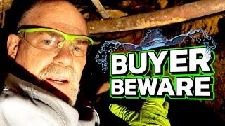 Buyer Beware | Test Your Plumbing Before You Buy