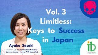 NIGHTCRAWLERS Vol. 3 - Limitless: Keys to Success in Japan