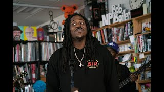 SiR: NPR Music Tiny Desk Concert