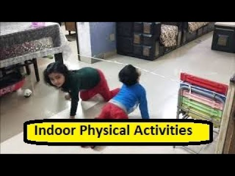 STAY AT HOME PLAY AT HOME |Lockdown- indoor games for kids |Social distancing games in quarantine