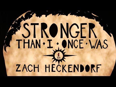 Stronger Than I
