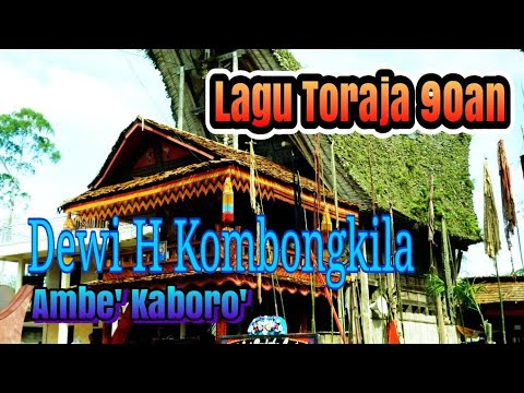 Toraja 90an Ambe' Kaboro