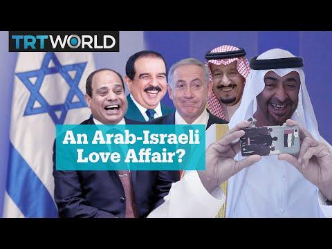 An Arab-Israeli Love Affair?