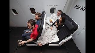 Diesen Platz im Flugzeug solltet ihr lieber meiden
