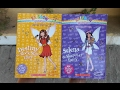 Rainbow Magic Special Edition Books Review | Destiny And Selena
