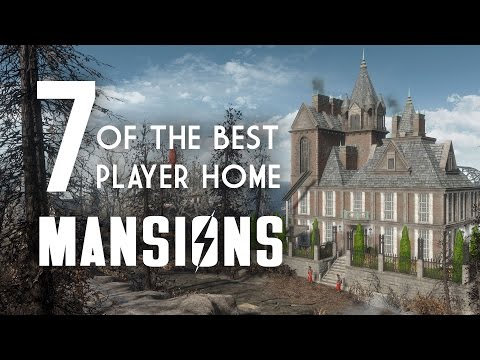 7 of the Best Player Home Mansions for Fallout 4 - Fallout 4 Mods