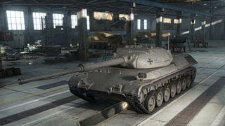 World of Tanks Blitz - Leopard Pta , 9'un Taçsız Kralı !