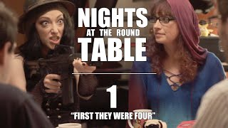 Dungeons and Dragons Comedy - Nights At The Round Table episode 1