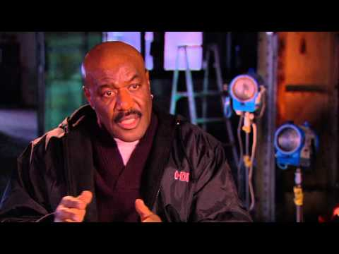 Believe: Delroy Lindo On Set TV Interview