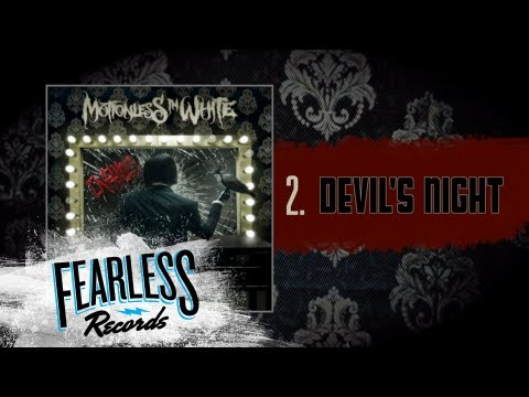 Motionless In White - Devil's Night (Track 2)
