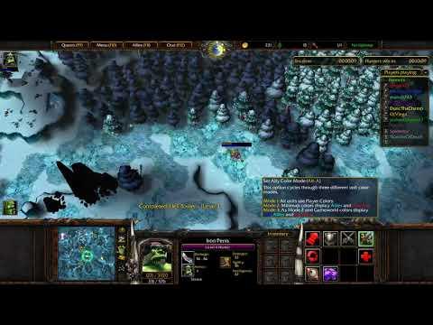 WarCraft 3 Farmer Vs Hunter #458
