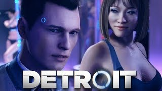 """НОЧНОЙ КЛУБ """"РАЙ"""" - Detroit: Become Human - #6"""