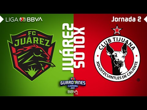 Juarez Club Tijuana Goals And Highlights