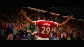 Trailers FIFA 17, modo carrera Alex Hunter| Queremos wwe y futbol