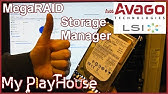 Updating the Firmware on LSI 9271 RAID Controllers - YouTube