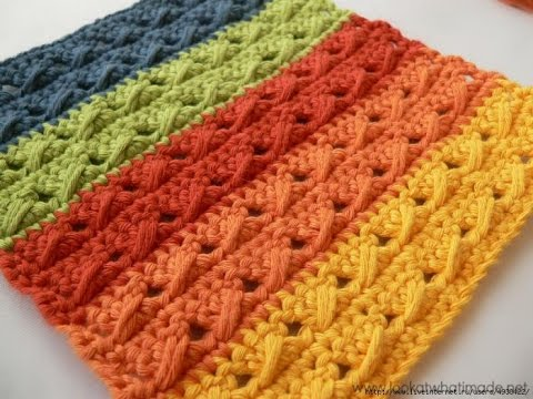 Crochet Patterns| for free |lacy baby blanket crochet pattern| 1242 ...