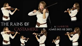 The Rains of Castamere - A Lannister Always Pays His Debts (Violins) - Taylor Davis