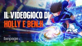 Il videogioco di Holly e Benji arriva nel 2020, ecco Captain Tsubasa: Rise of New Champions thumbnail