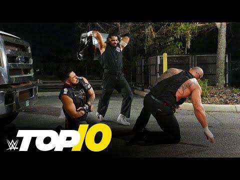 Top 10 NXT Moments: WWE Top 10, Feb. 24, 2021